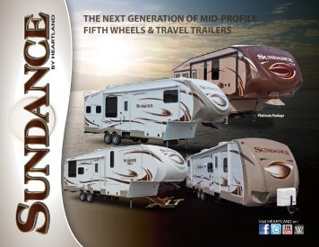 Sundance and XLT Brochure (PDF) - Pete's RV Center