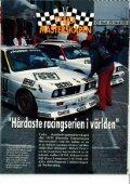 Nr 7 . Juli 1989 o Pris 28:OO (inkl moms) - Svenska M3 E30 Registret - Page 2