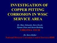 Dr. Marc Edwards - Investigation Overview