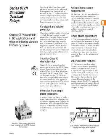 schneider overload relay catalogue pdf