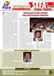 Informativo nº 125 - Sefa
