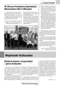 Kurier Powiatowy nr 1(64) - Powiat koniński - Page 7