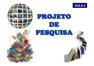 PROJETO DE PESQUISA - Carlosmello.unifei.edu.br
