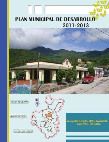 plan municipal de desarrollo 2011-2013 - Secretaria de Finanzas