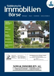 für Heimwerker - Nowak Immobilien AG