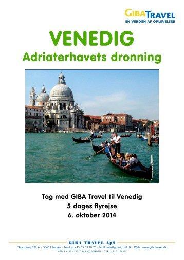 Venedig - GIBA Travel