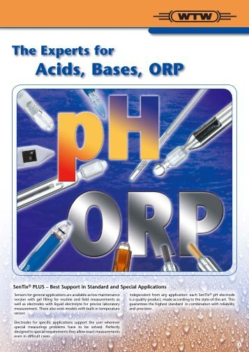 The Experts for Acids, Bases, ORP - Fenno Medical Oy