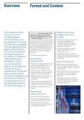 Conference programme - The Interdisciplinary Centre for ... - Page 2