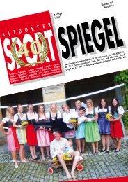 spiegel - TV 1881 Altdorf eV