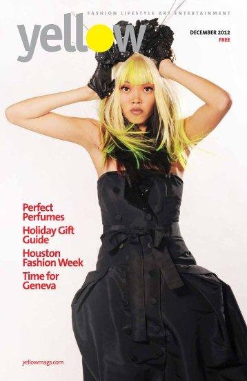 Perfect Perfumes Holiday Gift Guide Houston ... - Yellow Magazine