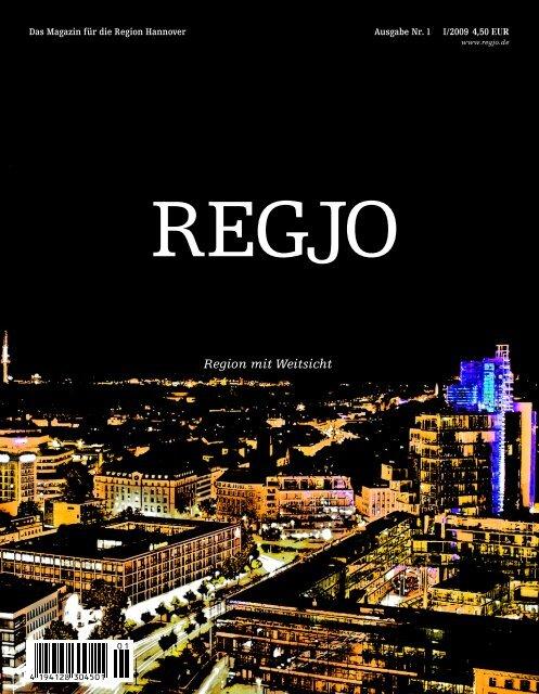 Ausgabe 1/09 Download (12 MB) - RegJo Hannover