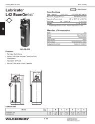 Lubricator L42 EconOmist™ - Wiltec