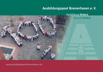 Der Ausbildungspool Bremerhaven