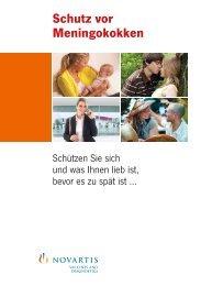 Schutz vor Meningokokken - impf-dich.ch