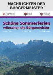 Bürgermeister-Zeitung - Juli 2012 - Kleine Zeitung
