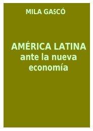 AMÉRICA LATINA ante la nueva economía - Panike Net