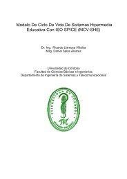 Modelo De Ciclo De Vida De Sistemas Hipermedia Educativa Con ...