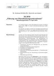Leitfaden - Zentrum für organisationstheoretische ...