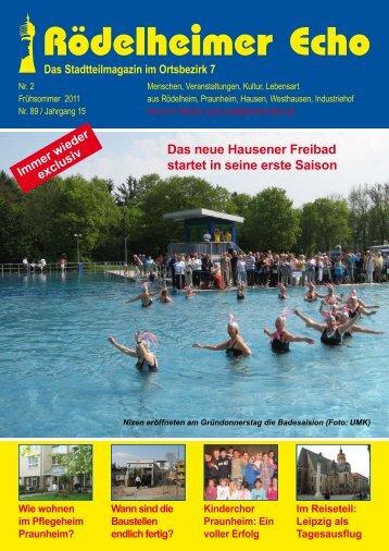 Kinderchor Praunheim - Rödelheimer Echo