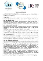 Pædiatric Rheumatology InterNational Trials Organisation ... - PRINTO