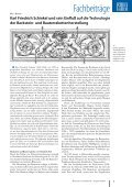 Restaurator im Handwerk – Ausgabe 2/2010 - Kramp & Kramp - Seite 5
