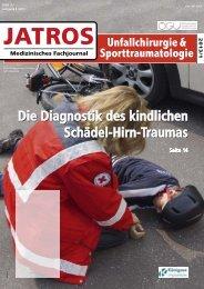01/2013 - Österreichische Gesellschaft für Unfallchirurgie