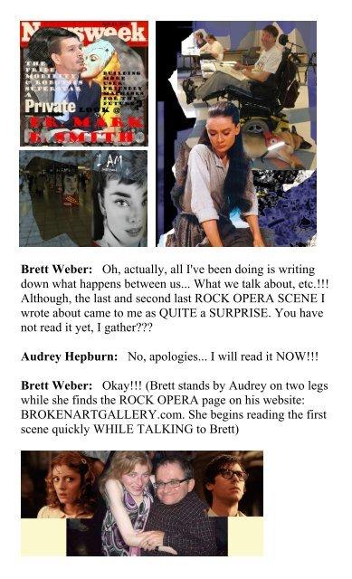 Brett Weber - BrokenArtGallery.com