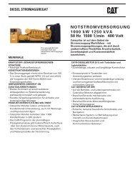 NOTSTROMVERSORGUNG 1000 kW 1250 kVA - Zeppelin ...