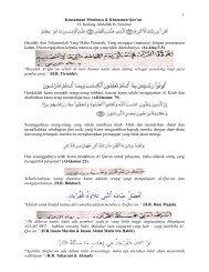 1 Keutamaan Membaca & Khataman Qur'an H. Kudang Abdullah B ...