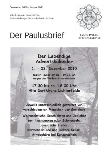 Weihnachtsoratorium I - III von Johann Sebastian Bach