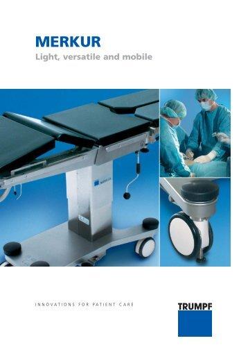 MERKUR - tehnoplus medical