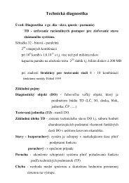 Technická diagnostika-zakladne pojmy - Hornad
