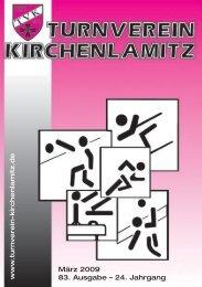 März 2009 83. Ausgabe - Herzlich Willkommen beim Turnverein ...
