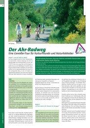 Der Ahr-Radweg