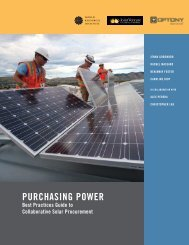 Purchasing Power: Best Practices Guide to Collaborative Solar ...