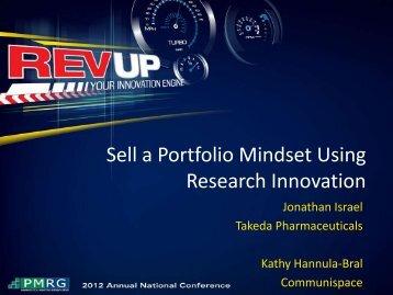 Presentation Title - PMRG