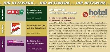 """Hotel Top-Level-Domain - """".hotel"""" - Hotel der Zukunft"""