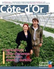 mai 2012 en PDF - Conseil général de Côte-d'Or