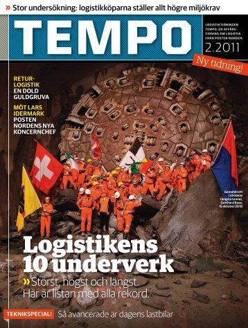 Tempo 2 2011 (pdf) - Posten