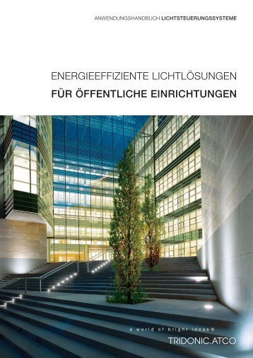 ENERGIEEFFIZIENTE Lichtl