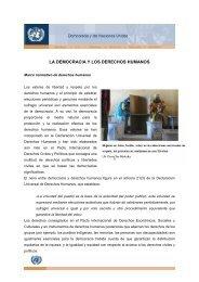 La Democracia y Los Derechos Humanos(.pdf 239 kb) - CINU