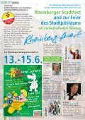 Stadtmagazin Rheinberg • Ausgabe Nr.3 - Page 4