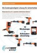 Datenblatt Kabellose EC-Schrauber - Xpertgate GmbH & Co. KG - Page 2
