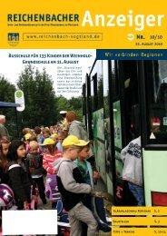 Grundschule am 11. August - Reichenbach