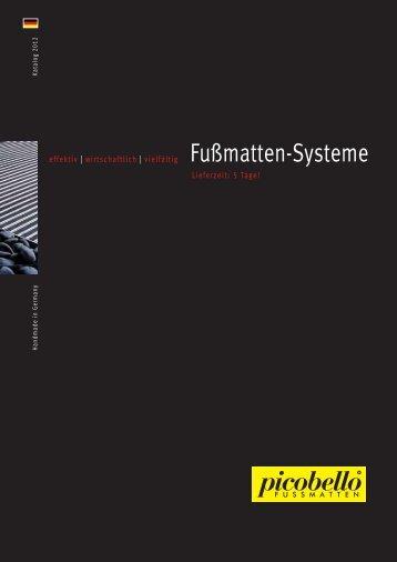 AGENTUR picobello Katalog 2012.pdf - publica WERBE-SERVICE