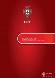 regulamento campeonatos nacionais seniores - Associação de ...
