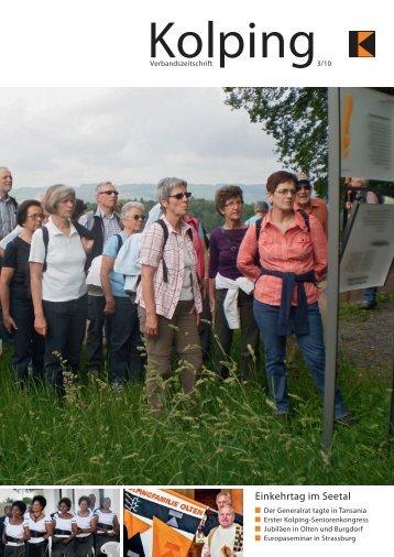 Einkehrtag im Seetal - Kolping Schweiz