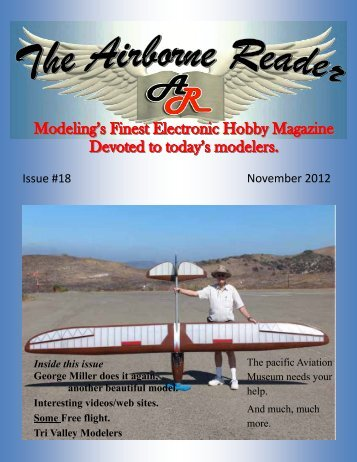 Airborne Reader - The Clear Image.com
