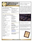NATAS Pacific Southwest Chapter January 2010 Newsletter - Page 6