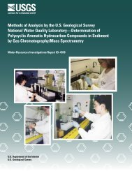 VIEW - National Water Quality Laboratory - USGS